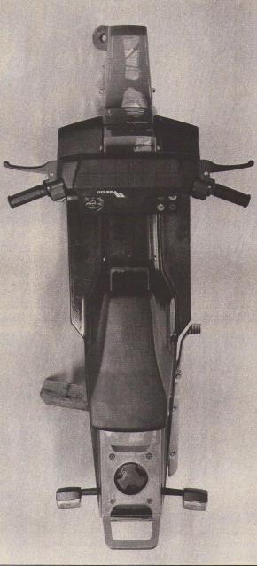 VESPINO - Gilera 50 GSA - El quinto Vespino 21nmlpf