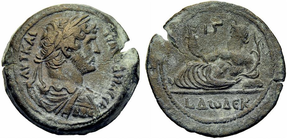 La moneda provincial romana. La ceca de Alexandría 23i8dg8