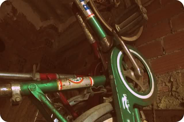 Restauración bici BH by Motoret 25hgv3n