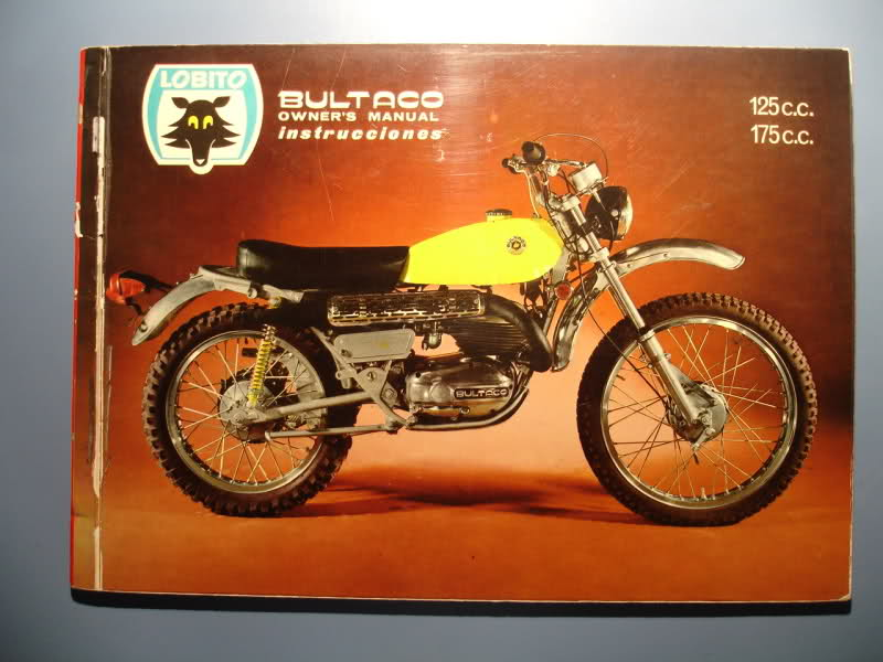Bultaco Lobito MK-VI 260c2md