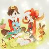Pokémon (série) (vrac) 27xl05z