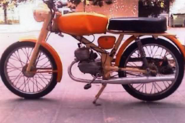 Mi Ducati MT 49 2898k07