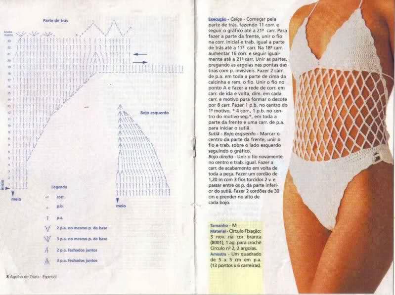 patrones de bikinis/bañadores mujer a crochet 29xi5h1