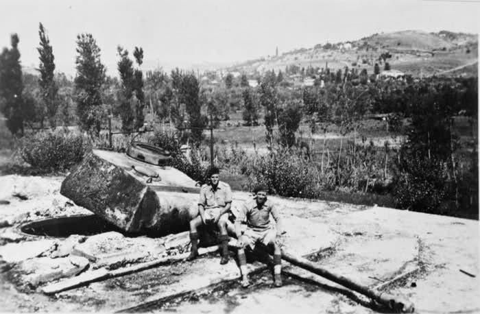 Panzerstellung Panther 2a9r7me