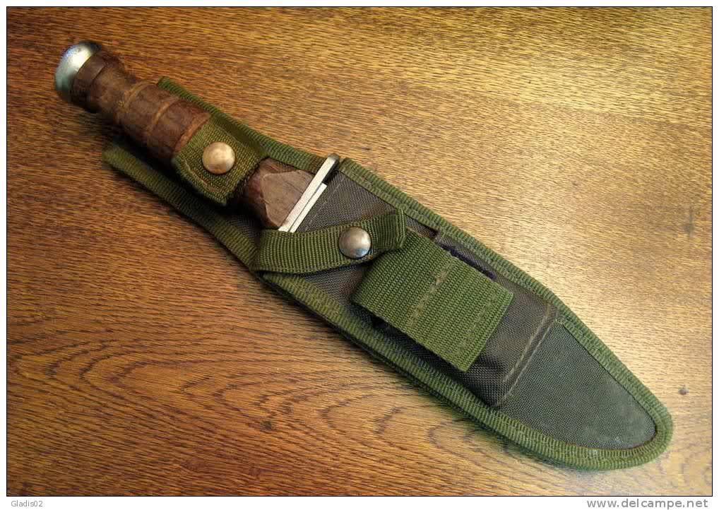 poignard kastinger  legion et commando marine  2bvgo3