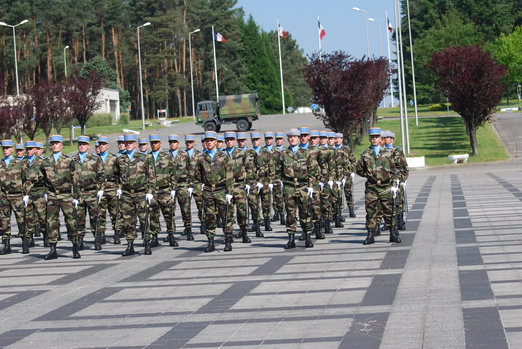"Adoubement promotion ESM 4eme Bataillon ""Colonel Jean SASSI"" 2enualu"