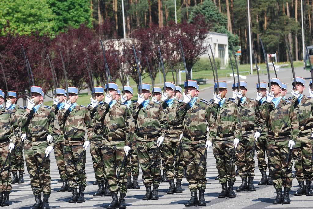 """Adoubement promotion ESM 4eme Bataillon """"Colonel Jean SASSI"""" 2eyv1g1"""