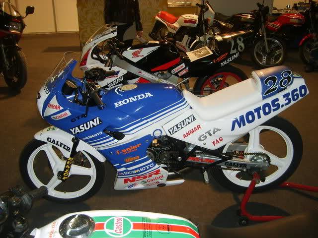 Honda NSR 75 de 1988 2i1jr78