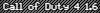 CoD4 1.6 Player