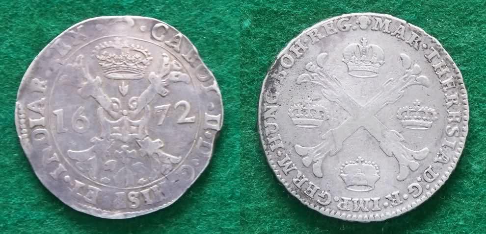 1 Patagón 1672. Carlos II. Ceca de Bruselas y Moneda Discípula o Heredera. - Página 2 2mg4dts