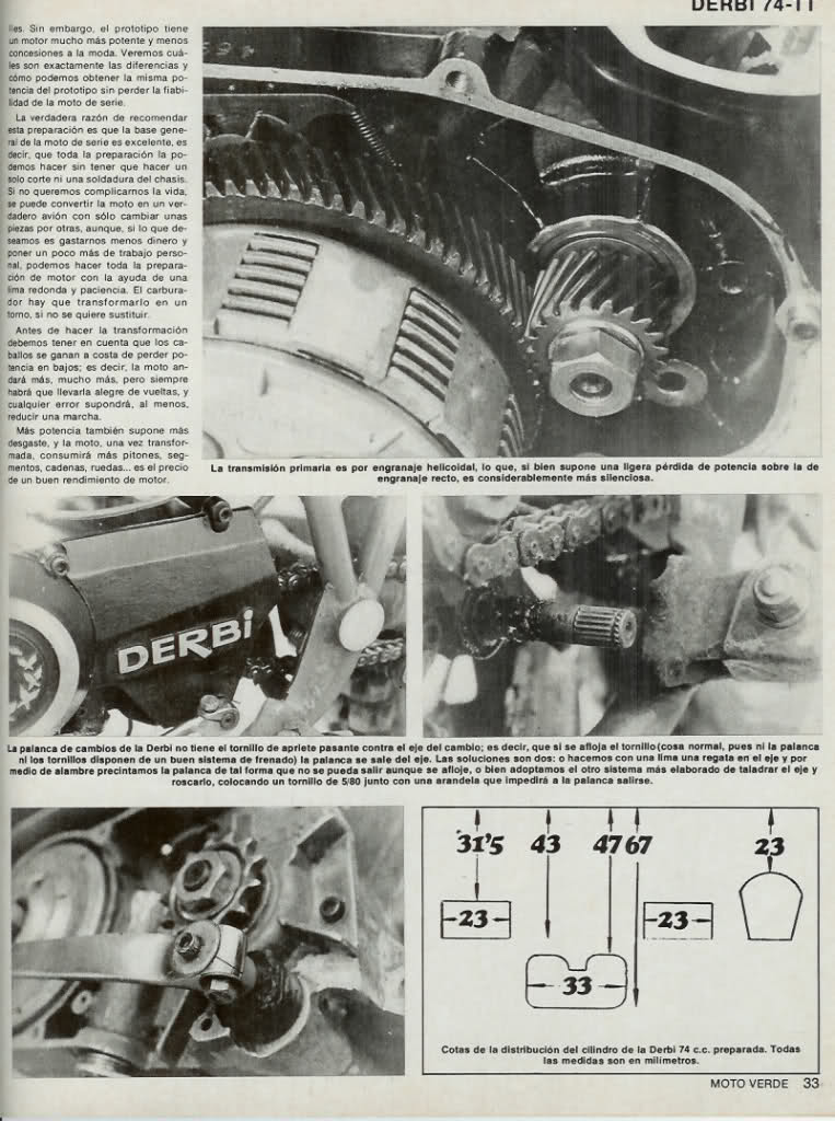 Derbi TT 74 - Preparación 2ni8npt