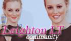 Leighton Meester Community