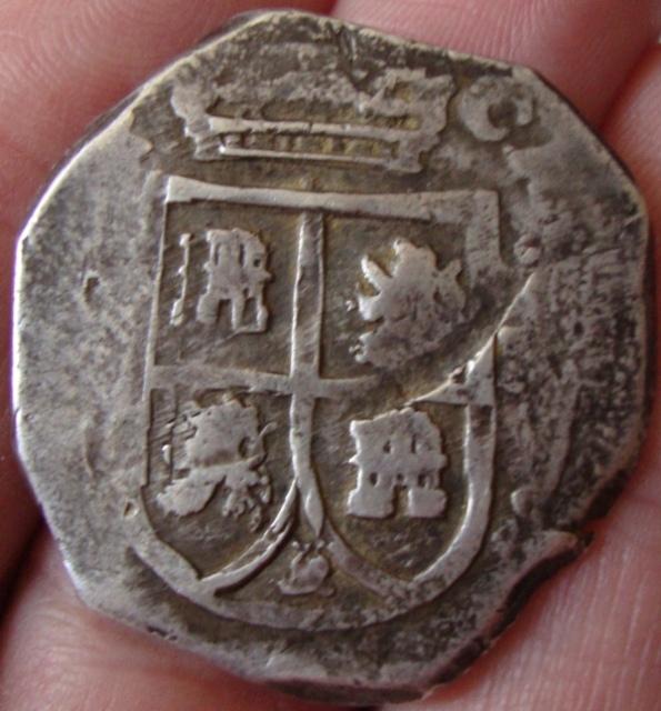 """8 reales """"tipo Maria"""". Carlos II. Sevilla. 2pzbhiv"""