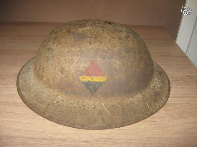 WW II Canadian Helmets 2rmm5pf