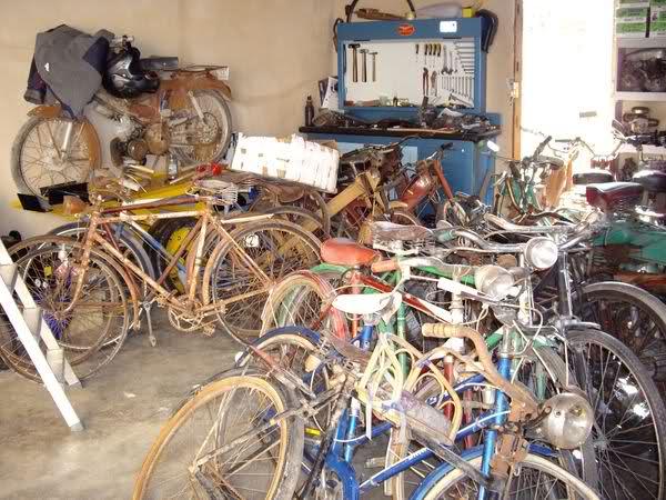 bicicleta BH antigua 2rw886r