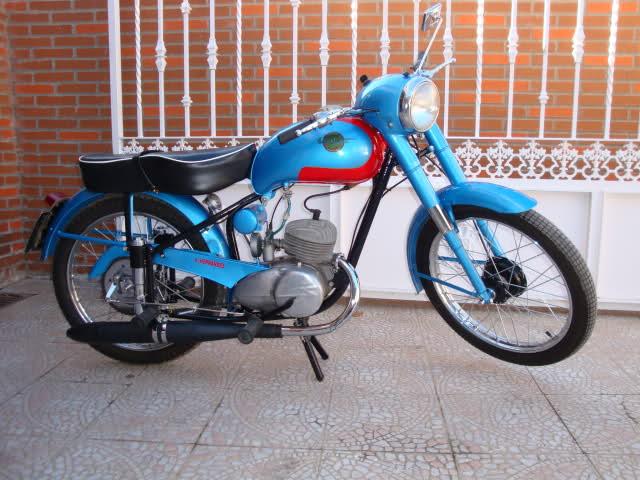 Modelos Derbi de los años '50 2s84a4o