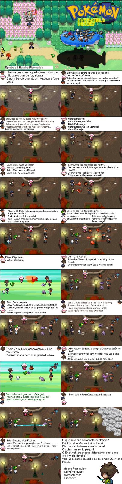 Pokémon Overworld Heroes [+72] 2s9d4xh