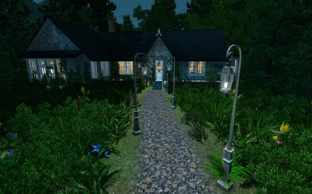 Twilight Saga: Edward & Bella's cottage 2urmjrk