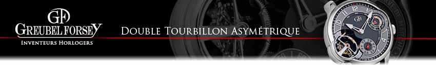 GREUBEL FORSEY - Double Tourbillon Asymétrique 2wcfngj