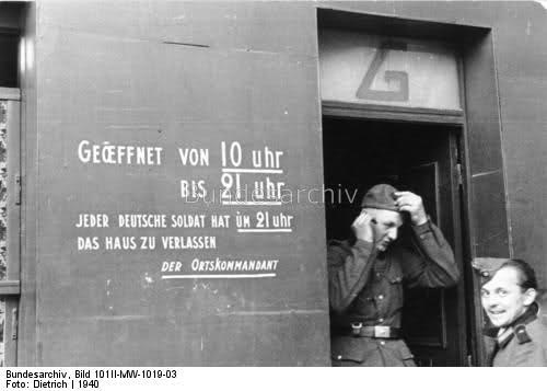 Brest, une synagogue transformée en maison close pour la Wehrmacht 2z4wx90