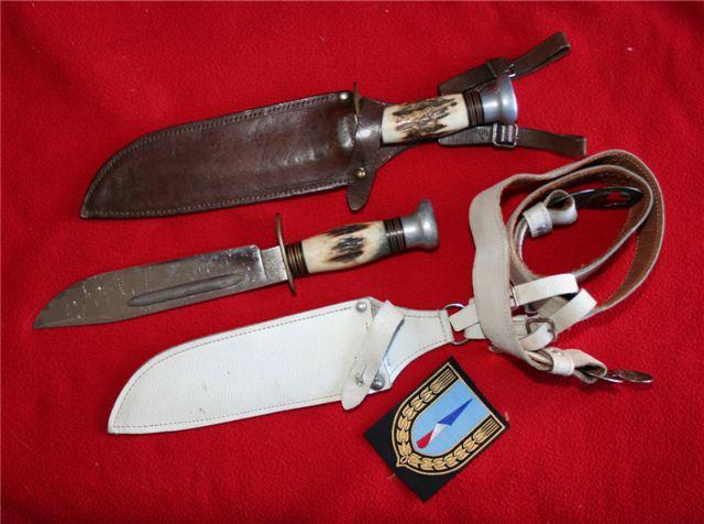 collection de lames de fabnatcyr (dague poignard couteau) 2zscfac