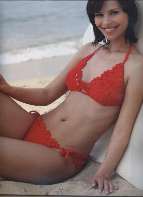 patrones de bikinis/bañadores mujer a crochet 308cjdg