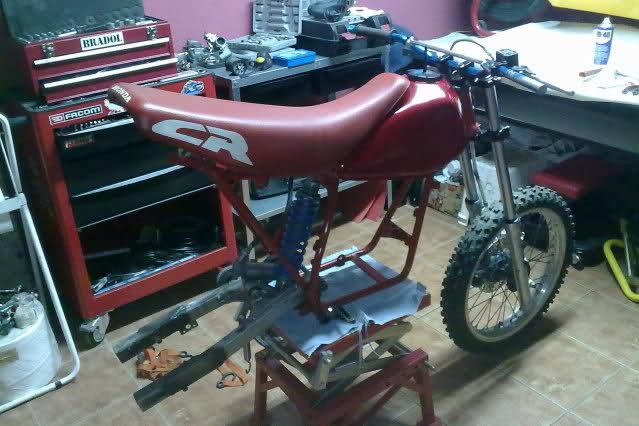 Ciclomotor de Campo J.Costa 3305ikk