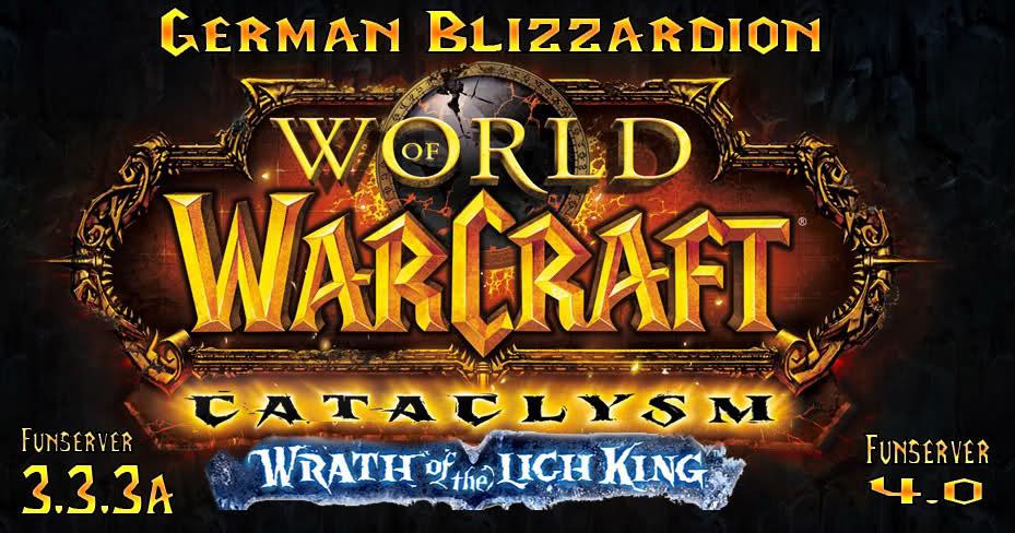 WoW Blizzardion Server / Set reamlist xx.xxx.xxx.xx