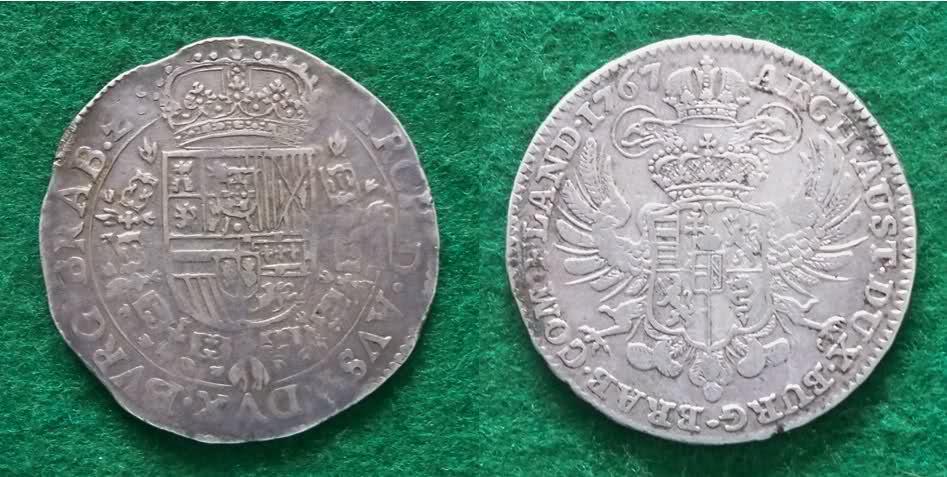 1 Patagón 1672. Carlos II. Ceca de Bruselas y Moneda Discípula o Heredera. - Página 2 34y8ac5