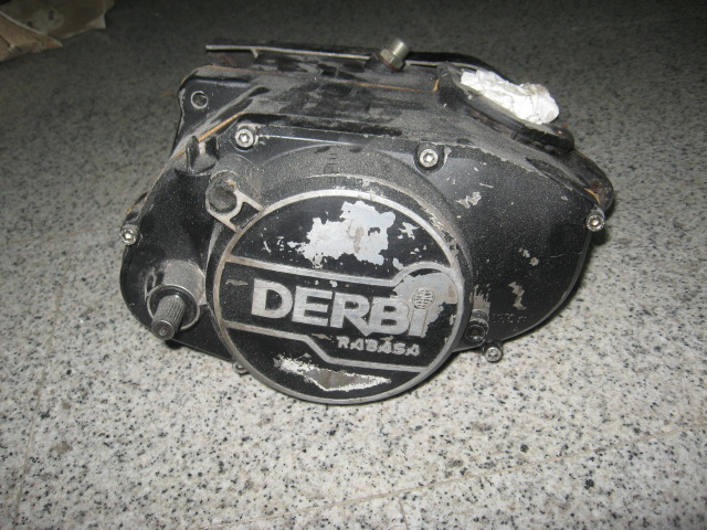 Problemas de embrague en motor Derbi 3585qo1