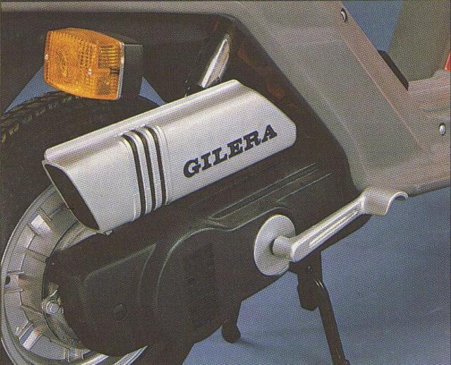 Gilera 50 GSA - El quinto Vespino 35k3f44