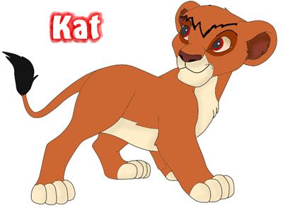 Kat ~ Mi segundo personaje. 35n8och