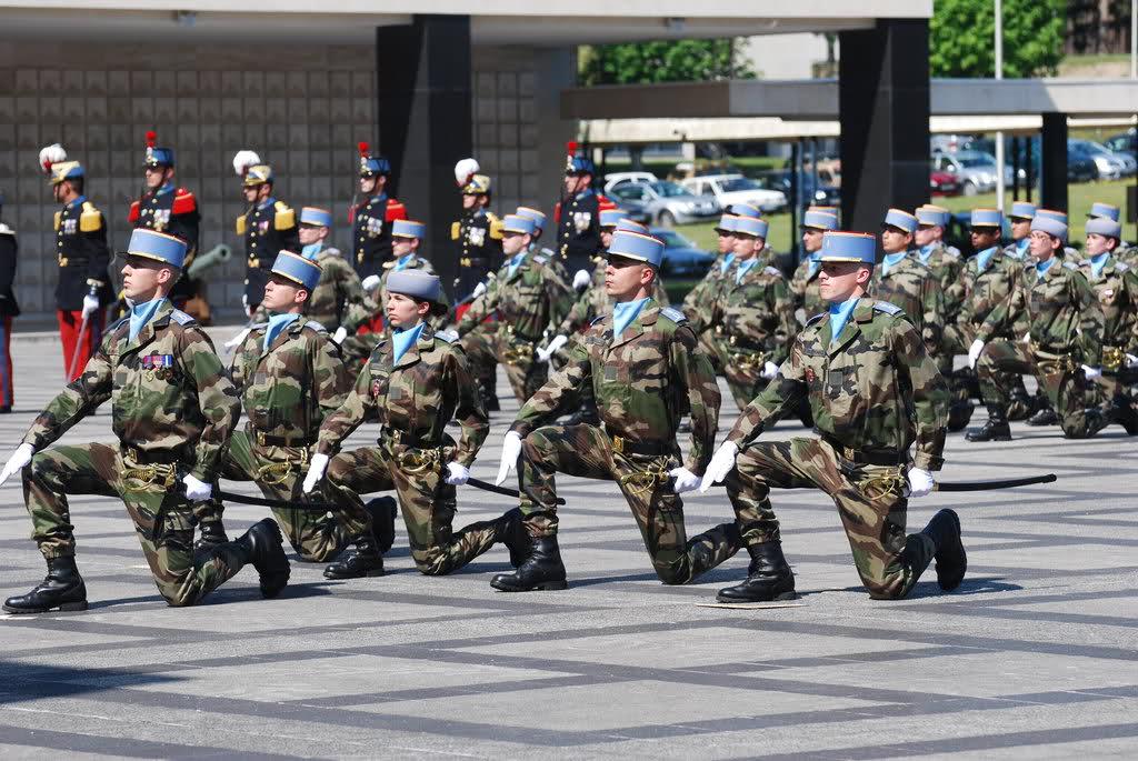 """Adoubement promotion ESM 4eme Bataillon """"Colonel Jean SASSI"""" 4l2gq1"""