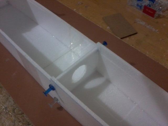 Construção Ugly Stick. 4t2cf7