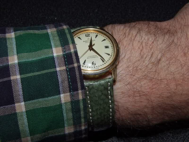 Breitling - Vintage Breitling des années 60 : petite montre classique 66lwsx