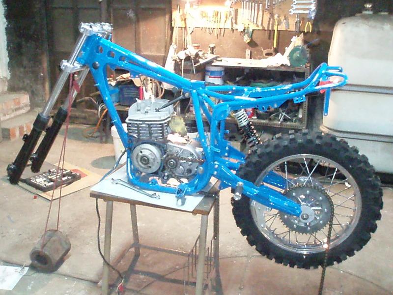 Bultaco Frontera MK11 370 - Restauración - Página 2 66xhd2
