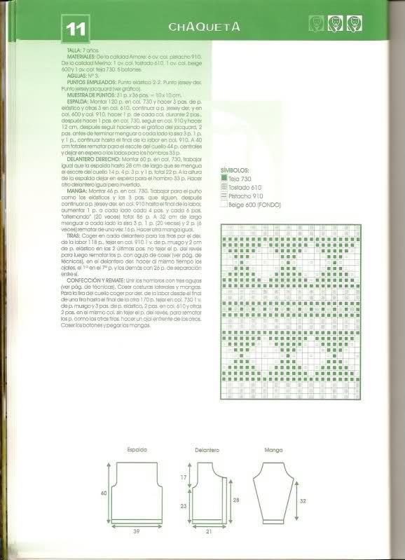 patrones - busco patrones para chaqueta niña 907gat