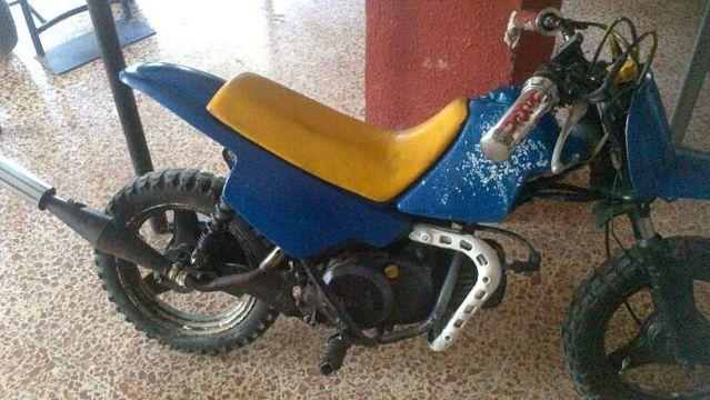 Yamaha PW 50 1993 by Motoret 9fr87m