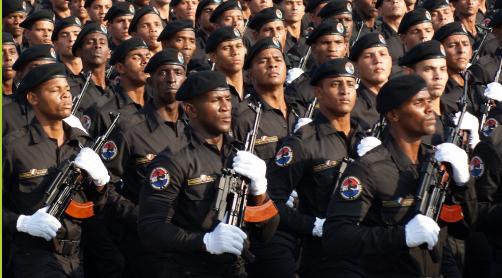 Fuerzas Armadas Revolucionarias de Cuba.  9hqoug