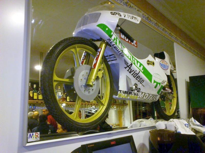Réplica Bultaco 50 MOTUL Carmona 1982 Afilag