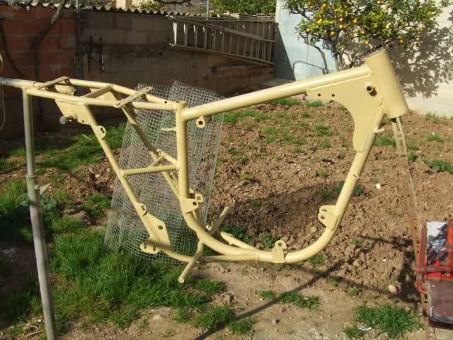bultaco - Bultaco Junior 74 * Manapuch B9apnb