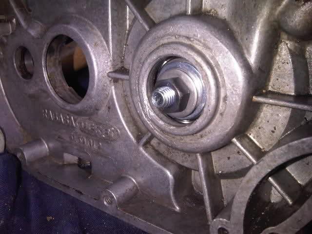 Extractor casero de rodamientos interiores. Dbtizd