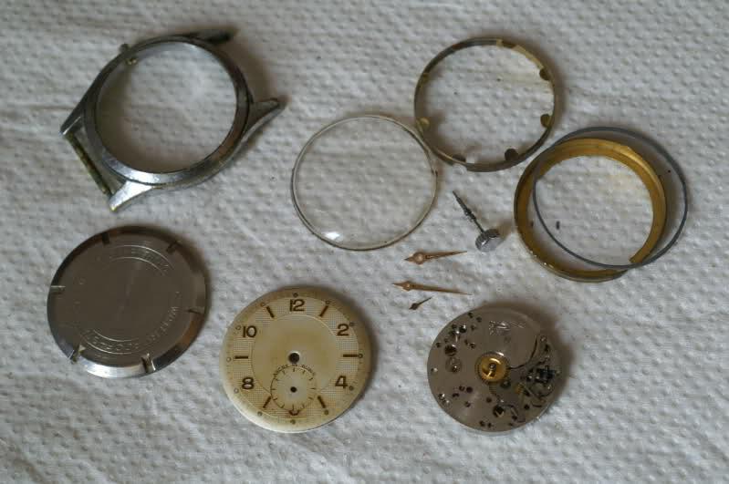 Restauration d'une petite mécanique à dix balles pour le plaisir Del9ic