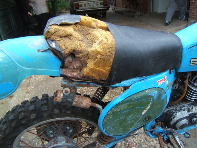 "Las Bultaco Pursang MK11 ""Manolo's"" E16ssg"