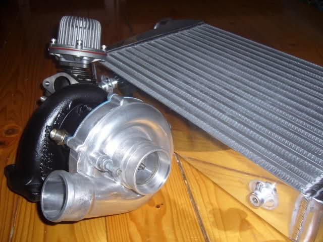 Fiechen - Ford Taunus 2.0L 8v Turbo Ev18q9