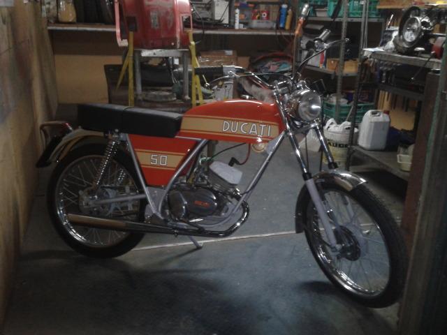 Mi Ducati 50 TS Fxqnf6