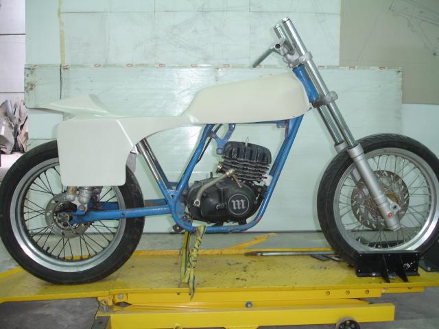 Montesa 125 Dirt-Track K3qbkw