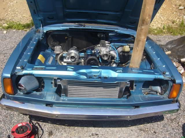 Fiechen - Ford Taunus 2.0L 8v Turbo Kbodhe