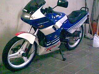 Honda NSR 75 de 1988 Nxm23s