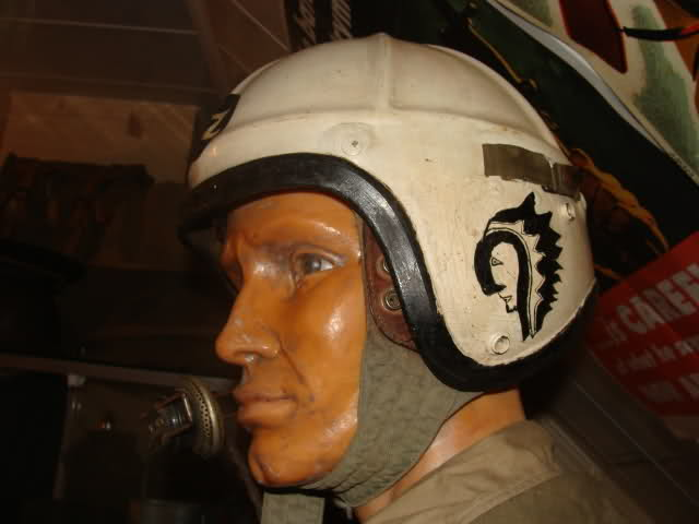 Casque SOCAPEX escadrille 10S O0z595
